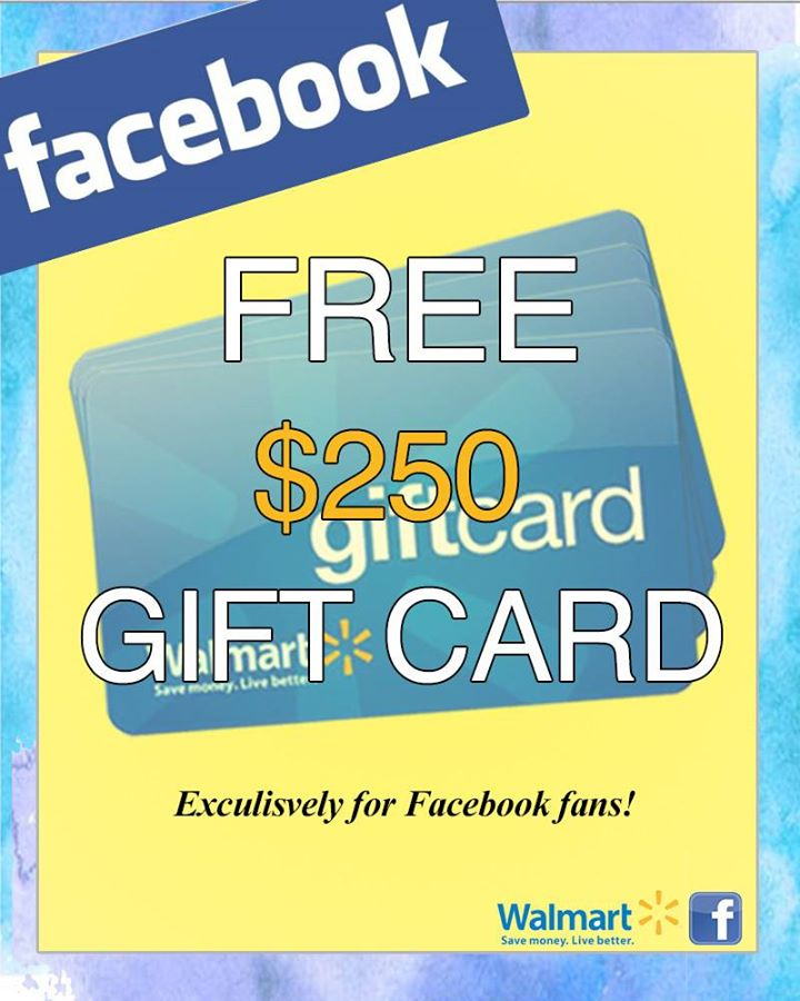 Beware! A New Twist on the Facebook/Free Walmart Gift Card Scam is Making the Rounds
