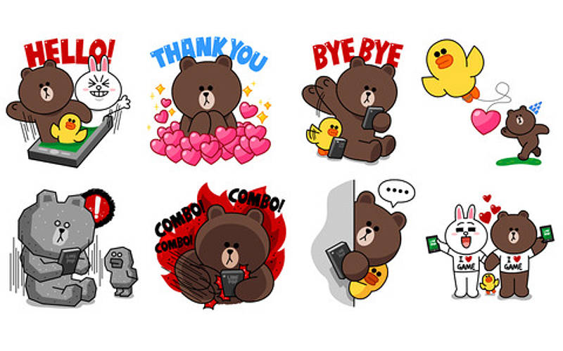 New Social Media Network, 'Line', Overthrows Facebook in Asia and Moves Westward. Next Target: U.S.A. (1/3)