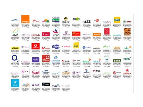 isp logos