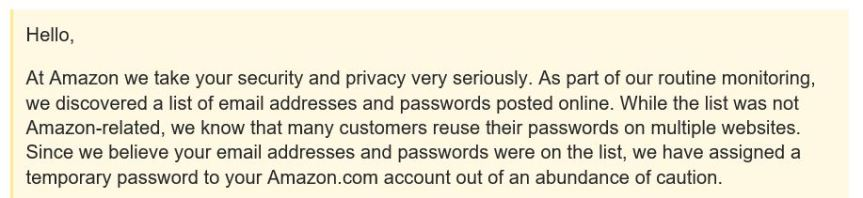 amazon security