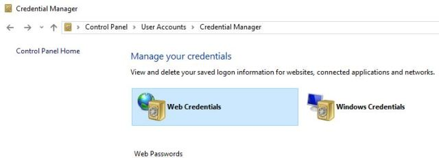 web-credentials