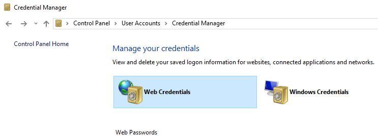 web-credentials