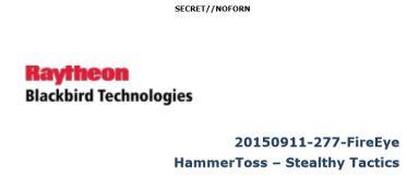 Raytheon hammer