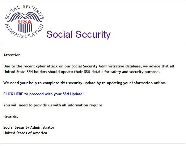 Social Security Scams on the Rise, and It's Not Just the Elderly Who Have toWorry