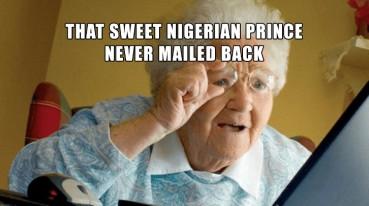 scam prince