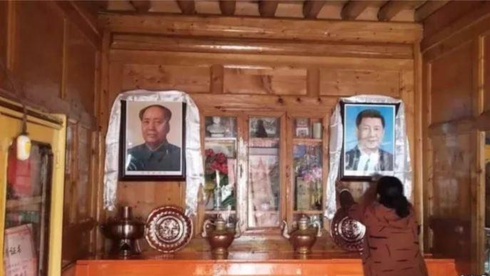 tibet pray