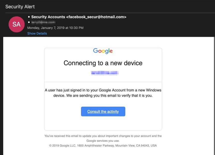 Using Google Translate to Launch Phishing Attacks